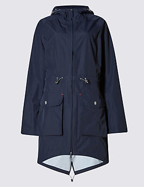 Waterproof Hooded Mac