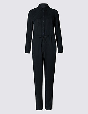 Classic Collar Boilersuit