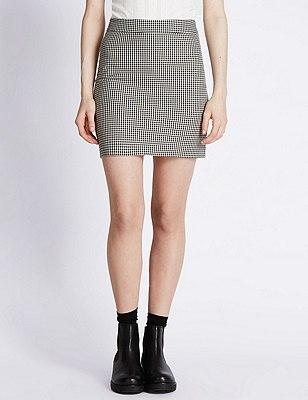 The Lydia Skirt, BLACK MIX, catlanding