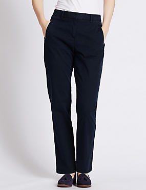 PETITE Cotton Rich Chinos