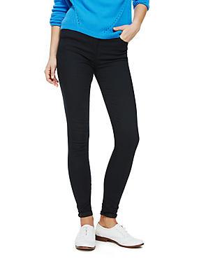 PETITE 5 Pocket Super Skinny Jeans, , catlanding