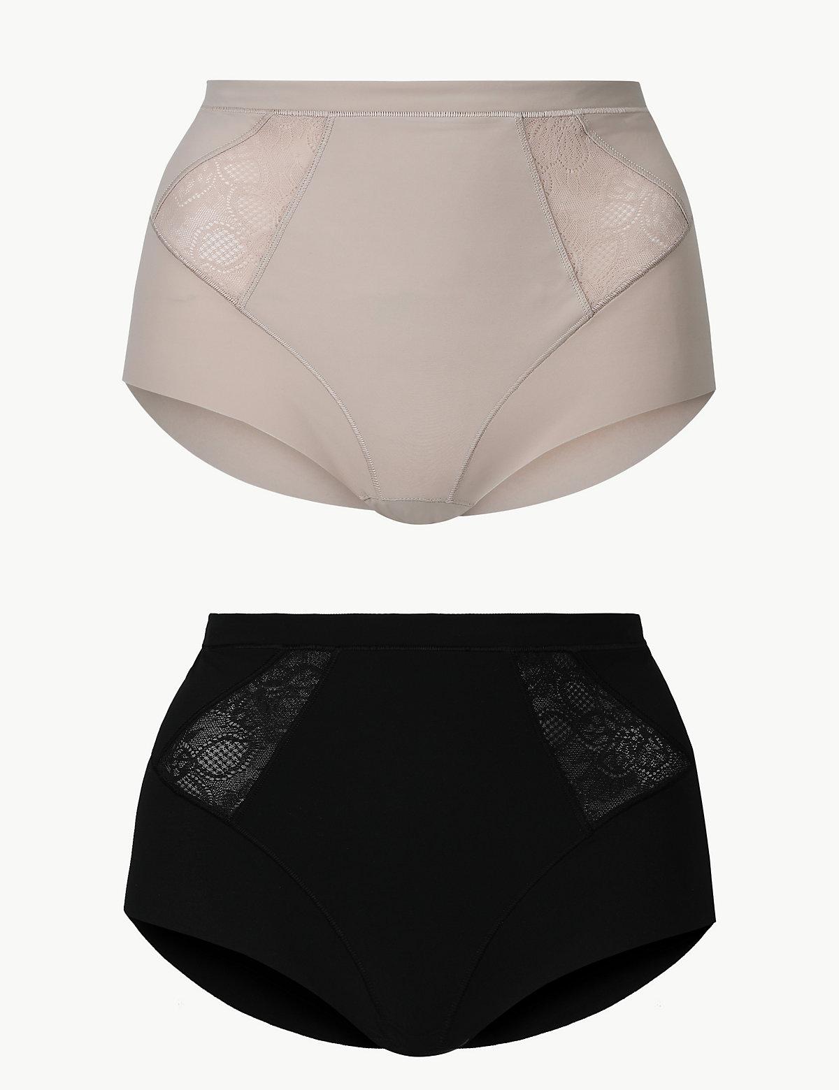 Моделирующие шорты с легкой степенью коррекции (2 шт.)