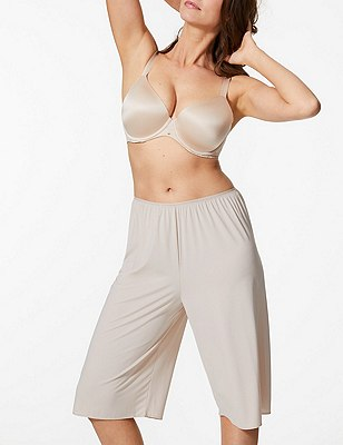 Culottes with Cool Comfort™ Technology, ALMOND, catlanding