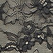 All-Over Lace Full Slip, BLACK, swatch