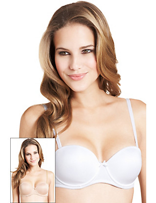 2 Pack Multiway Padded A-D Bras Clothing