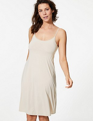 Reversible Full Slip with Cool Comfort™ Technology, ALMOND, catlanding
