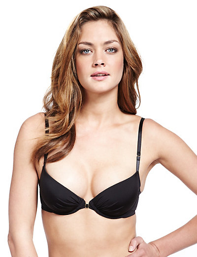 Lightweight Gel Underwired Padded Push-Up Bra A-DD | M&S