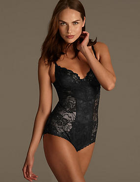 Light Control Lace B-D Body
