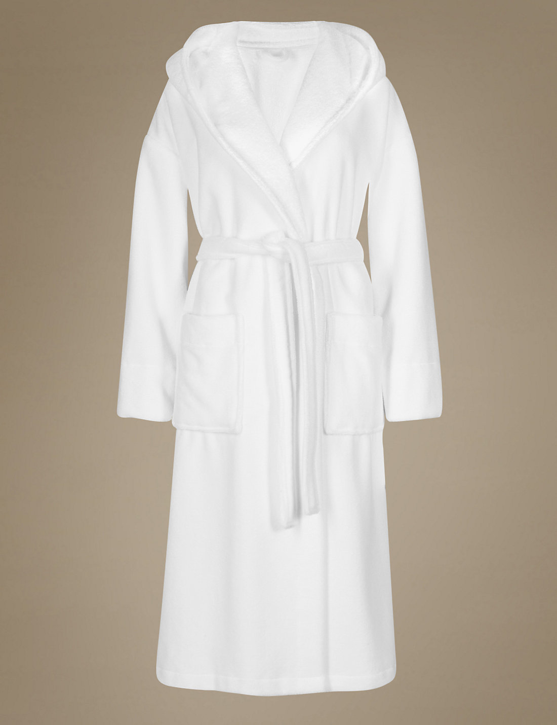 Modern Hooded Towelling Dressing Gown Elaboration - Wedding and ...
