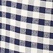 Gingham Pyjama Bottoms, NAVY MIX, swatch