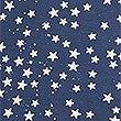 Star Print Glitter Short Sleeve Pyjama Set, NAVY MIX, swatch