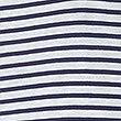 Cotton Rich Striped Nightdress , BLUE MIX, swatch
