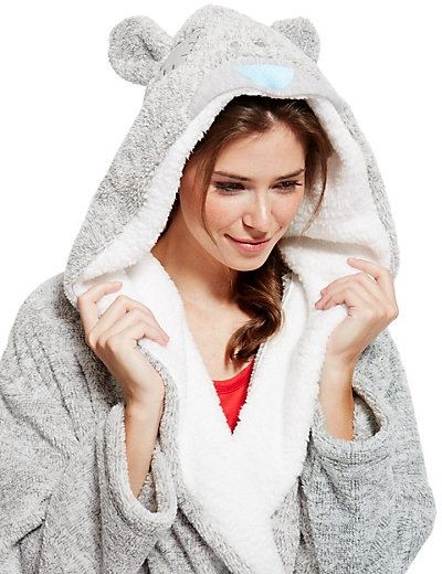 Hooded Dressing Gowns Ladies - Home Decorating Ideas & Interior Design