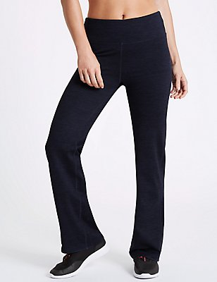 Wide Leg Joggers, NAVY MIX, catlanding