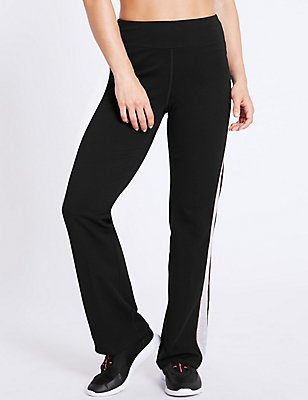 Active Cotton Rich Joggers, BLACK MIX, catlanding