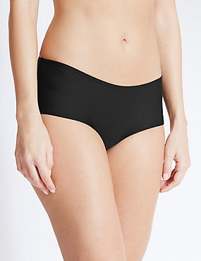 Hipster Bikini Bottoms, BLACK, catlanding