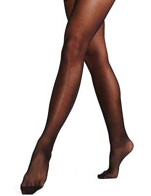 10 Denier Magicwear™ High Waist Cincher Matt Bodyshaper Tights 1 Pair Pack, BLACK, catlanding