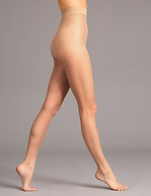 5 Denier Secret Slimming™ Body Shaper Tights, NUDE, catlanding