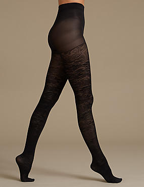 Collants sculptants dotés de la technologie Secret Slimming™, NOIR, catlanding