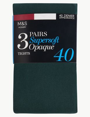 ����������� ������� �������� 40 ��� (3 ����) M&S Collection T602249