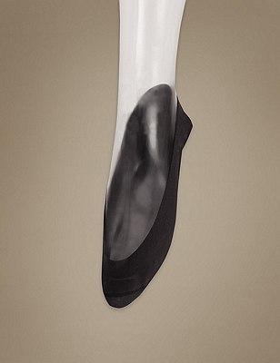 Bonded Footsies, BLACK, catlanding