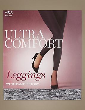 Santoni Leggings with Secret Slimming™, GREY MARL, catlanding