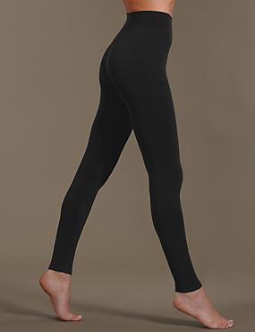Santoni Leggings with Secret Slimming™, BLACK, catlanding