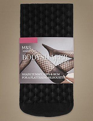 Secret Slimming™ Body Shaper Tights, BLACK MIX, catlanding