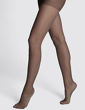Doorzichtige panty van 5 denier met Cool Comfort™ , CACAO, catlanding