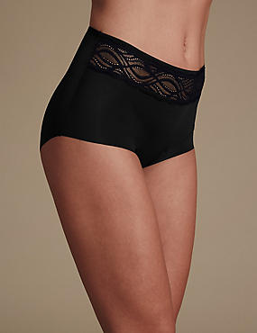 No VPL Curve Smooth Lines Full Brief, BLACK, catlanding