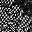 Culotte bikini Rio taille basse en dentelle, NOIR, swatch