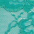 Rio Sweetheart All Over Lace Brazilian Knickers, RICH AQUA, swatch
