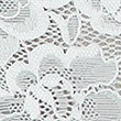 Rio Sweetheart All Over Lace Brazilian Knickers, WHITE, swatch