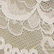 Lace Brazilian Knickers, ALMOND, swatch