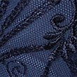 Ornamental Embroidery Padded Underwired Balcony Bra A-E, INDIGO, swatch