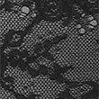 Body ampliforme, orné de dentelle , NOIR ASSORTI, swatch