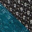 Lot de 2soutiens-gorge non ampliformes à balconnet, motif texturé et dentelle, bonnets EàJ, BLEU CANARD ASSORTI, swatch