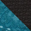 2 Pack Textured & Lace High Leg Knickers, TEAL MIX, swatch