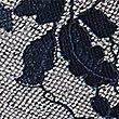 Artisan Lace Plunge Bra A-DD, NAVY MIX, swatch