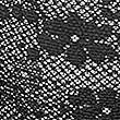 Eyelash Lace Non Padded High Apex Bralet, BLACK, swatch