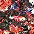 Printed Lace Non-Padded Bralet, BLACK MIX, swatch