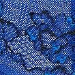 Lace Brazilian Knickers, BLUE MIX, swatch