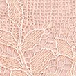 Eyelash Lace Low Rise Brazilian Knickers, PINK MIX, swatch