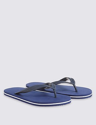 Flip-flops, BLUE, catlanding