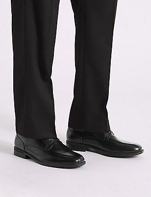Tramline Lace-up Shoes, BLACK, catlanding