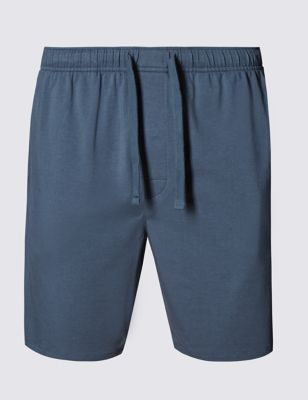 Пижамные шорты с добавлением модала