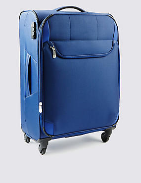 Odessa Super Lightweight Large Suitcase, , catlanding