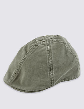 Pure Cotton Duckbill Cap