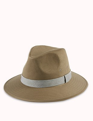 Pure Cotton Cool & Fresh™ Ambassador Hat with Stormwear™, LIGHT BROWN, catlanding