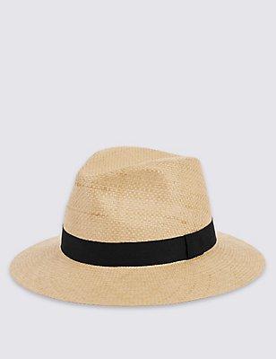 Textured Ambassador Hat , TOBACCO, catlanding